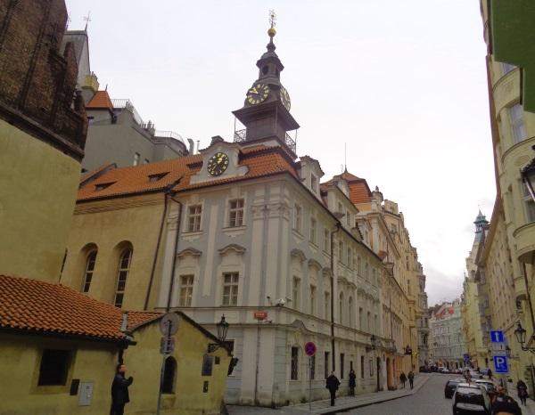 Jüdische Rathaus Prag