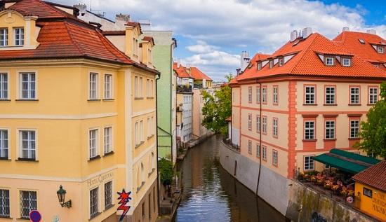 Kleinseite Prag